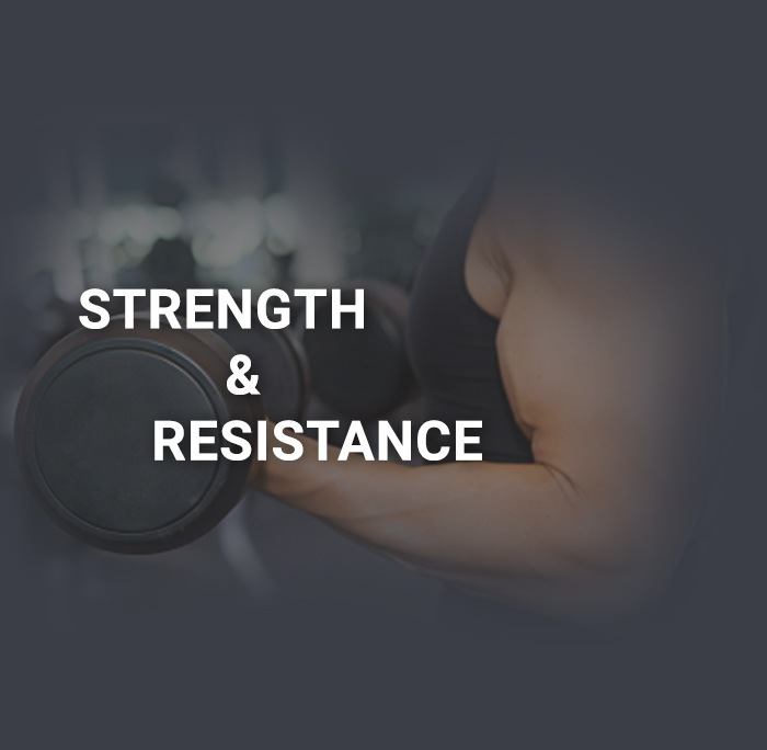 Strength and Resistance Routine